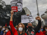 Thousands In Brazil Protest Bolsonaro, Seek His Impeachment Over Pandemic