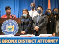 'Utter Catastrophe In The Bronx': DA Laments Cycle Of Pain While Announcing Busts Of 5 Teens, 8 Men In Murders, Violence