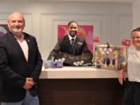 Hamilton Princess & Beach Club UnveilsTheDuffy Mailbox