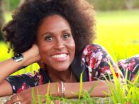 Joy T Barnum: Hits Golden Notes Commemorating Olympic Gold In FLORA SONG