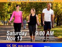 Hamilton Rotary Club Invites You To Join In The 4th Annual 5K Walk/Run Virtually